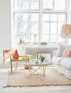 einrichten nach den neuen wohntrends 2016 trends 2016 teppich rosa sofa wei 223 und wohnen