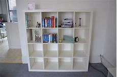 4x4 ikea kallax bookshelf in fulham gumtree