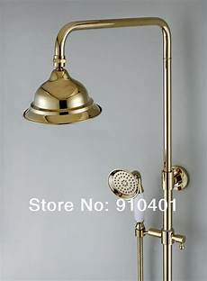 Ceramic Bathroom Tap Handles by New Wholesale Retail Promotion New Luxury Golden Bathroom