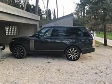 Range Rover 4 4 Sdv8 Autobiography Lwb Garage Garlaban