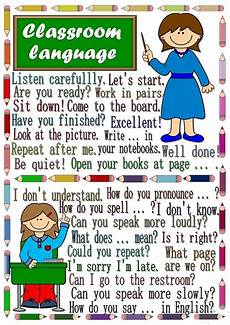 what is a classroom language quora