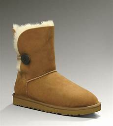 ugg classic bailey button boots 5803 chestnut