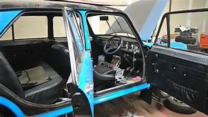 Interior Re Furb Austin 1300 Gt  Car Gym