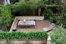 Kleiner Garten Modern - moderner kleiner garten gestaltungsideen schlicht und