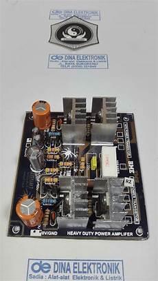 400 watt lifier kit jual kit driver power amplifier mono 400 watt 1000 watt tarantula di lapak dina elektronik