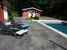 beton cire exterieur terrasse 31207 terrasse en beton decoratif nos conseils