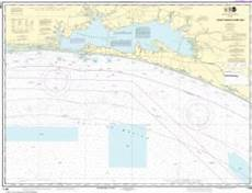 Choctawhatchee Bay Tide Chart Nautical Charts Online Noaa Nautical Chart 11388