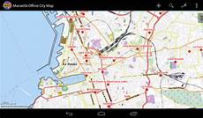 Marseille Offline City Map Android Apps On Play