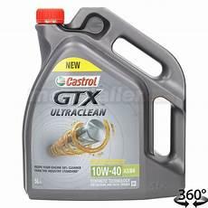 castrol gtx ultraclean 10w40 a3 b4 5l precio 20 22