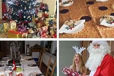 Wie Wird Weihnachten In Deutschland Gefeiert - wie feiert weihnachten in leben 224 la carte