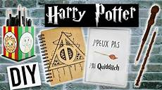 Diy Back To School Harry Potter 5 Avec Kidifun