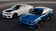 2020 dodge charger pack widebody 2020 dodge charger power levels for all 10 configurations