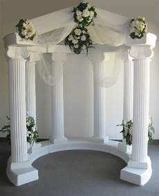 of weddin column wedding column arches wedding columns wedding pillars outside wedding