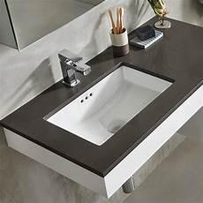 19 quot essence rectangular ceramic undermount bathroom sink