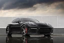 TOPCAR Tuning Announces Limited Edition Porsche Panamera
