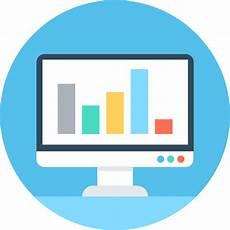 analytics free business icons