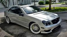 Mercedes W203 C Class Tuning Wow