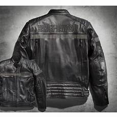 Ebay Harley Davidson Leather Jackets by Genuine Harley Davidson Evolution Leather Jacket Black