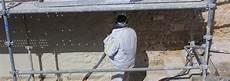 comment sabler une facade maison en travaux guide travaux pour r 233 ussir vos projets