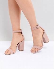 steve madden friday suede buckle block heeled sandals