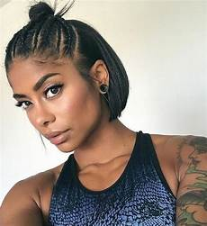 follow for more marie royale natural hair styles braids for short hair short hair styles
