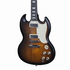 gibson sg special gibson sg special t satin vintage sunburst 2016 box opened at gear4music