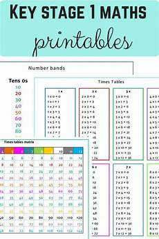 learning basic maths in key stage 1 maths printables