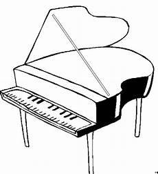 piano ausmalbild malvorlage nordisch
