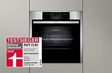Stiftung Warentest Mikrowelle - backofen test 2019 1 platz mit note gut 1 8 neff