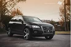 audi q5 on 22 inch vossen wheels autoevolution
