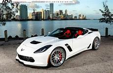Corvette C7 Z06 - gallery corvette z06 c7 slammed on adv1 wheels