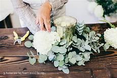 diy elegant table centerpiece fiftyflowers