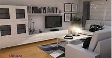 besta unit with shelf above tv projekty salon 243 w