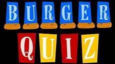 Burger Quiz Fait Grand Retour C Est Officiel Try Agame