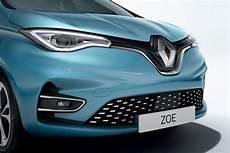 Nouvelle Renault Zoe Tout Charge