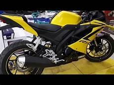 Modifikasi R15 Vva by Modifikasi Yamaha R15 V3 Vva Simple Dan Tetap