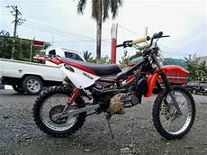 Smash Modif Trail by 88 Modifikasi Motor Trail Bebek Smash Modifikasi Trail