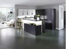 cuisine couleur wengé une cuisine sociale avec salon couleur wenge cuisine