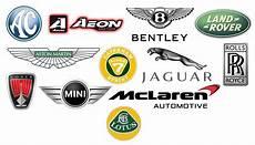 Marque De Voiture Angleterre Liste Constructeurs Automobile