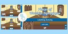 places of worship worksheets ks2 16010 free places of worship synagogue worksheet worksheet