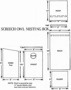 screech owl house plans 21 best images about owl boxes on pinterest owl box