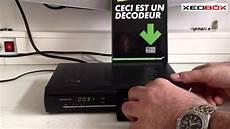 Xeobox Hdt 7810 Avec Module Canal Ready Mpg