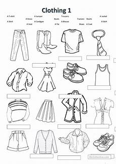 worksheets clothing 18811 clothing label and colour worksheet free esl printable worksheets made by