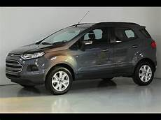 ford ecosport trend 2017 ford ecosport trend team hutchinson ford