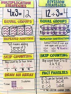 multiplication strategy worksheets grade 3 4815 multiplication and division strategies free interactive notebook activity math notebooks
