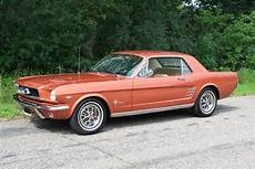 1966 Ford Mustang 2 Door Coupe 112895