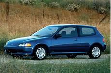 honda civic 1992 1992 95 honda civic consumer guide auto