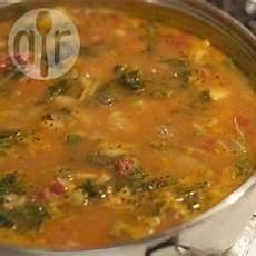 soupe v 233 g 233 tarienne au chou fris 233 recette avec images