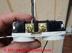 reversed polarity at electrical receptacles definition of reversed polarity how do we detect