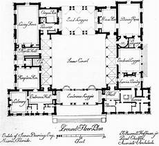 spanish house plans with inner courtyard hacienda floor plans best of spanish style house plans